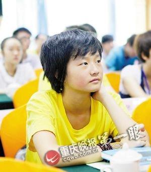 全国最火90后作家 其中有个13岁的重庆女孩