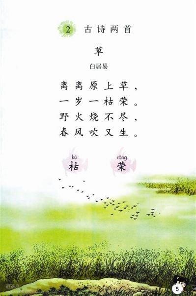 人教版1-6年级古诗词 目录版.pdf 23页