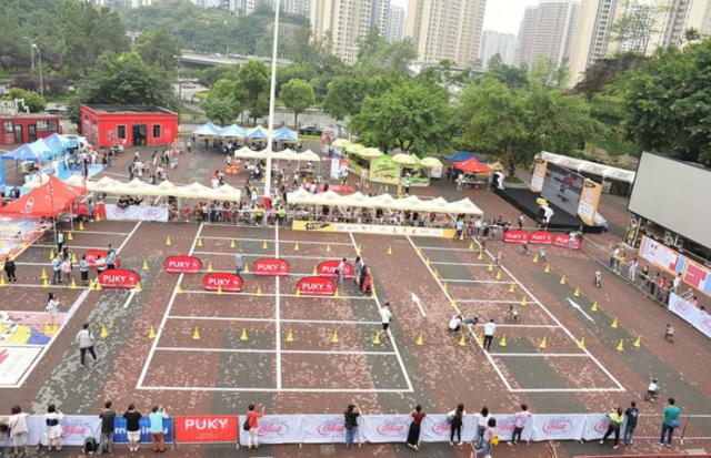 这项专属低龄幼儿的运动,风靡重庆