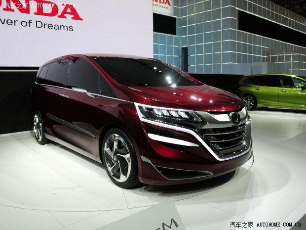 本田本田(进口)CONCEPT M2014款 Concept