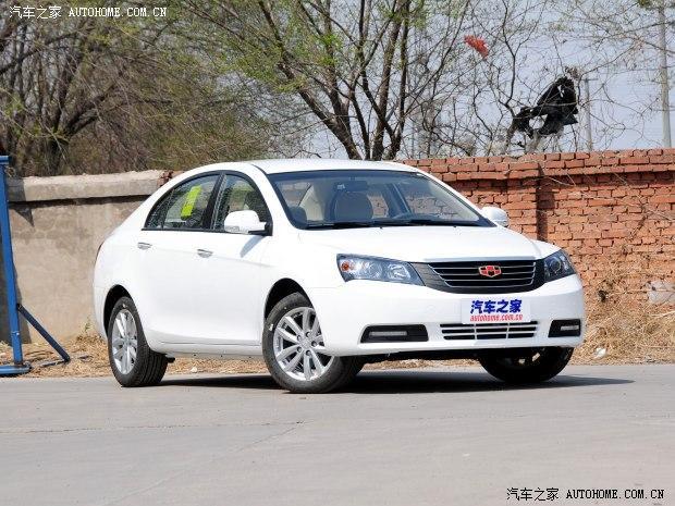 吉利帝豪吉利汽车帝豪EC72013款 1.8L 手动精英型
