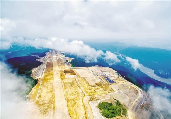 重庆海拔最高机场明年完工