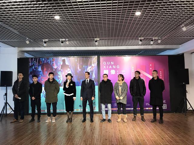 《群像》《拾光》在重庆长江当代美术馆两展齐开
