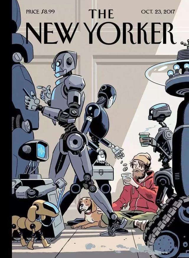 AI会抢走工作 最终连你打字点赞的权利都会抢走