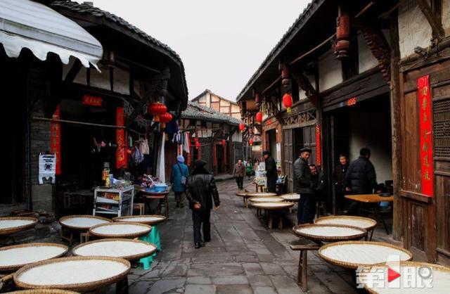 两江新区一古镇再升级 历史建筑保护性修缮