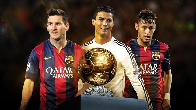 本年度金球奖得主将于2016年1月11日的国际足联年度颁奖典礼上揭晓.图片