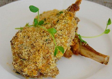 地道法国菜 法式风味香料羊排