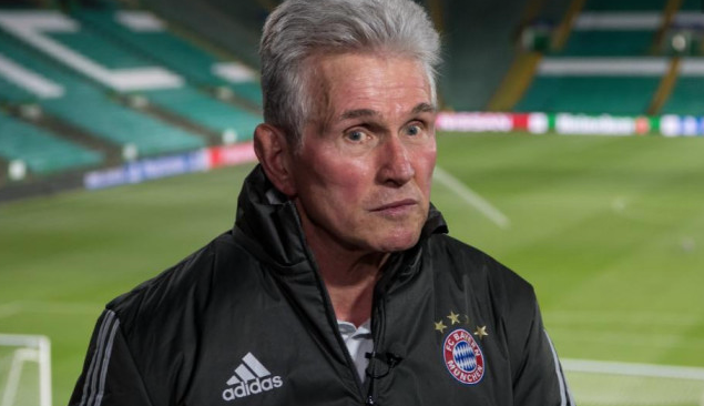 海因克斯:年轻德国教练更适合拜仁 足球需要创新