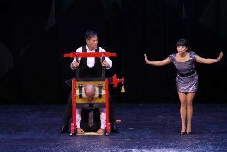 【开学季7折购票】新加坡魔术剧《神奇圣诞》强势入渝
