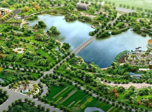 重庆这7个地方入选国家园林城市