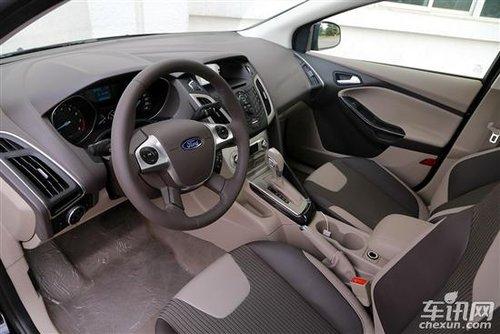 福特福克斯 超值15万元节油大空间紧凑车型导购 高清图片