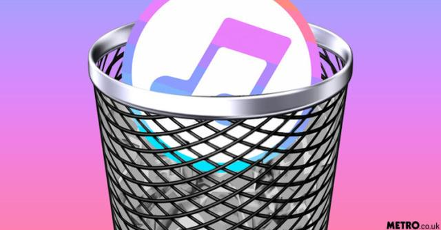 苹果淘汰自家音乐格式 iTunes商店或将关闭