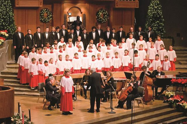 市民音乐会—美国亚利桑那童声合唱团音乐会