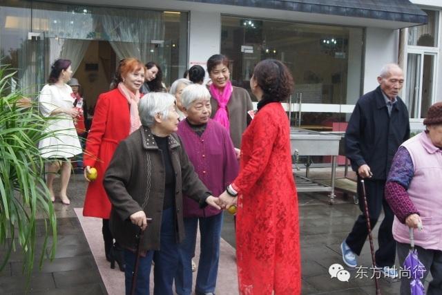 40多位潮孃孃走进重庆总工会南温泉疗养院送温暖