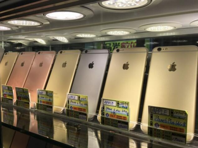 新手机价格一路上涨 结果做二手手机的笑了