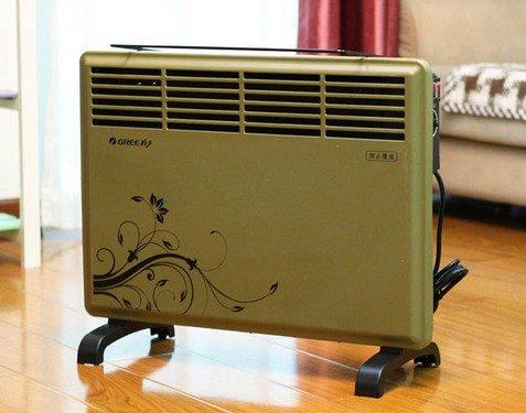 格力电暖器怎么样_速热设计抵御倒春寒利器 格力电暖器售价278元
