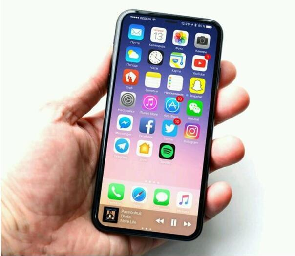 iPhone Plus再曝新名称 或启用侧边指纹解锁