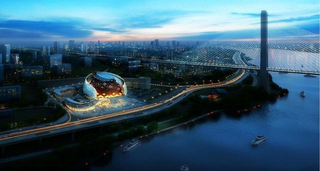 大重庆再添文化新地标 重庆国际马戏城即将开业