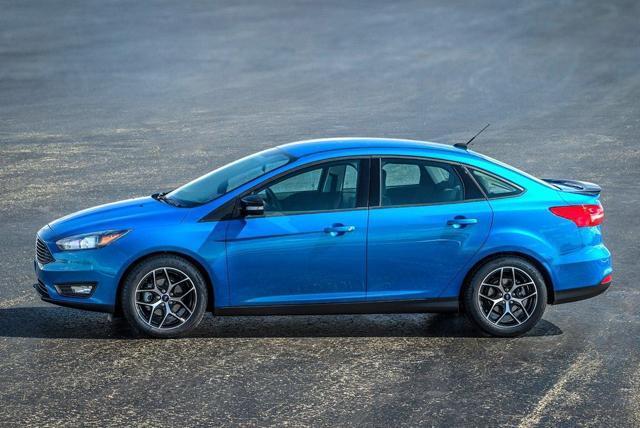 [新车发布]福特改款福克斯官图 纽约首发