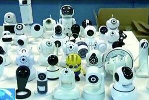 智能摄像头或泄露隐私 破解软件百元可买