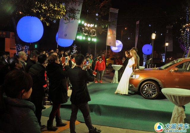 上海大众朗境德式风情品鉴会在渝举行