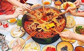 回忆里的老味道 网红老火锅免费吃