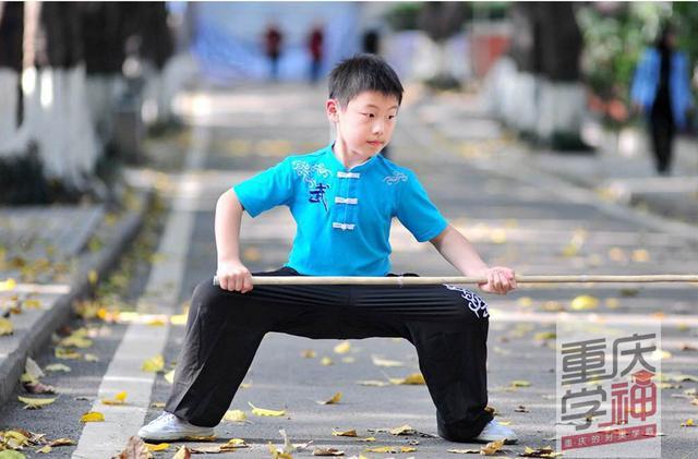 """《重庆学生NO.10》谁认识这个小孩?他4岁就勇斗""""泼猴""""保护妈妈"""