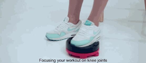 """坐着用脚""""擦地""""就能健身 顺便把抖腿治好"""