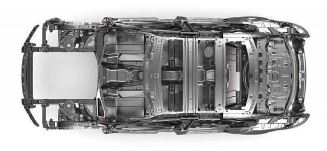 [海外车讯]捷豹全新中级车设计图 定名为XE