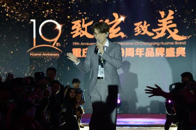 林志炫来渝演绎经典情歌 想在重庆开演唱会