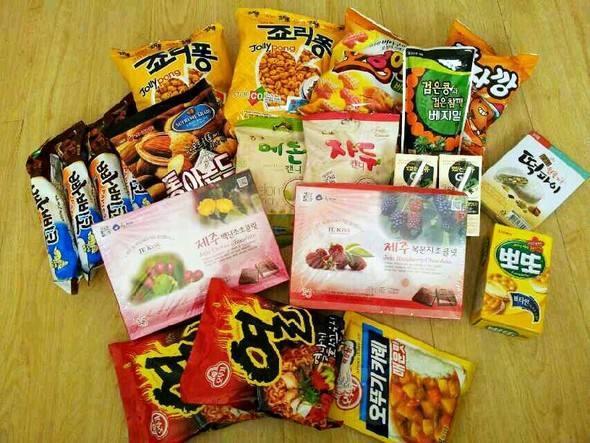 辽宁商检销毁或退运3批韩国产食品