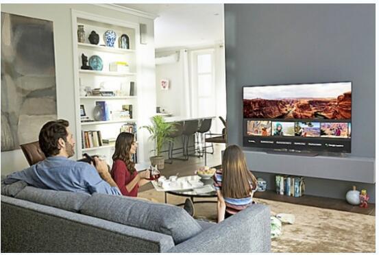 未来智能电视长啥样?更大更智能更模块化