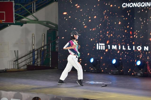 1M国际大师课重庆站开启 韩国顶级导师来渝教街舞