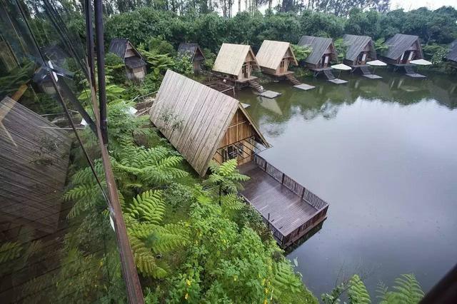 印尼万隆最具魅力之地 少有人打扰