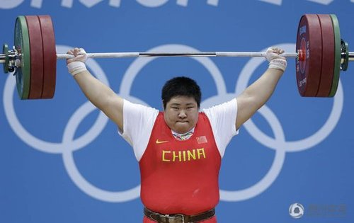 女举75KG+周璐璐破纪录夺冠 中国队五金收官