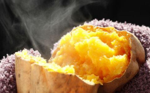 香喷喷的红薯 冬天吃了有3个好处