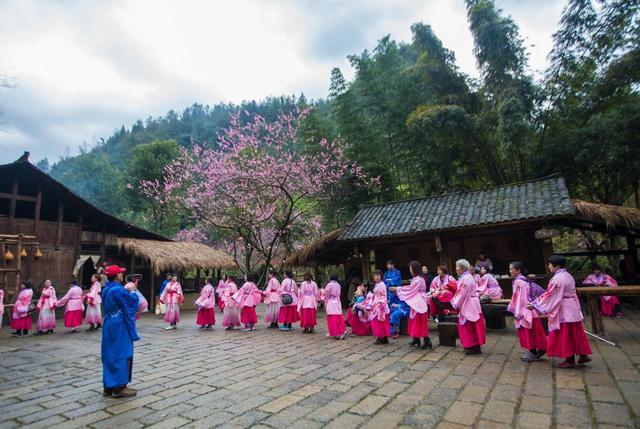 酉阳桃花源第三届全国中老年旅游文化节9月启幕