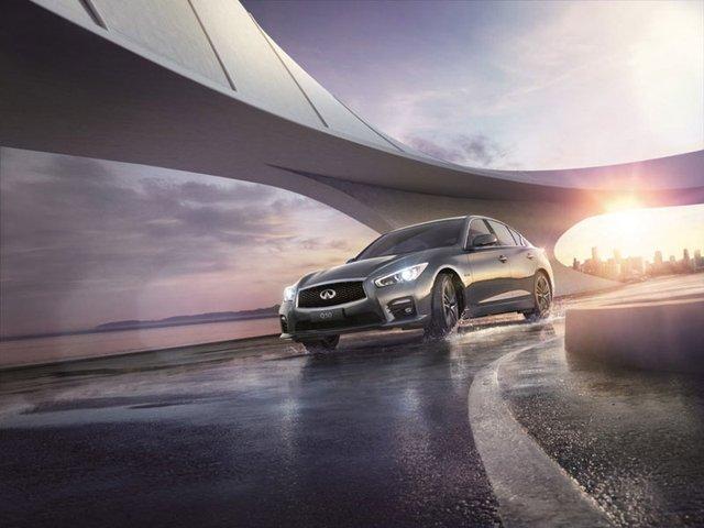英菲尼迪Q50获得Euro NCAP五星安全认证