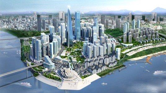 CBD价值飙升 珠江国际品质升级