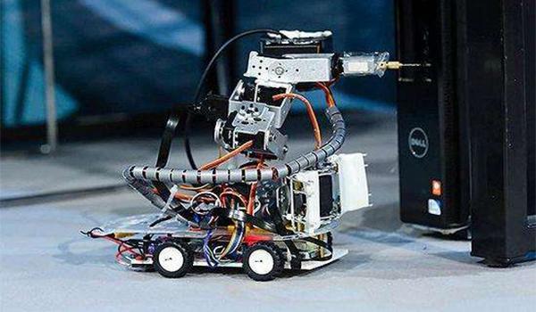 重庆一女生获得First机器人挑战赛顶级殊荣 中国仅两人获得