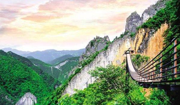 """涪陵:念好""""生态经""""让农业更优旅游更靓环境更好"""