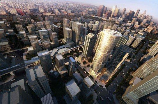 百亿巨资打造西部经济心脏 龙头寺撬动城市发展