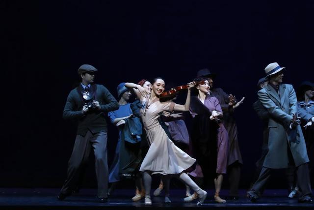 中央芭蕾舞团年度恢弘巨作 芭蕾舞剧《敦煌》震撼来袭
