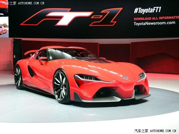 丰田丰田(进口)丰田FT-12014款 concept