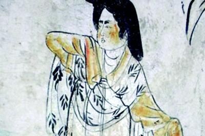 唐墓石椁:乐游原下的绝世壁画