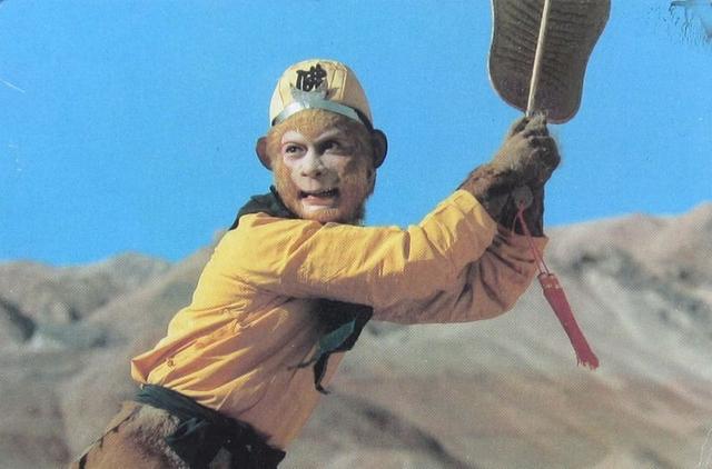 孙悟空:一只改邪归正的猴