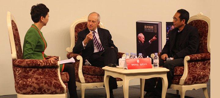 桑德尔vs赵汀阳:科技与人性的正义之战