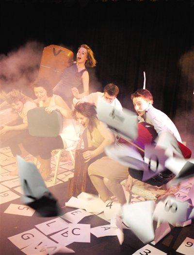 英空动剧团作品下月来京 开启国际戏剧精品展演