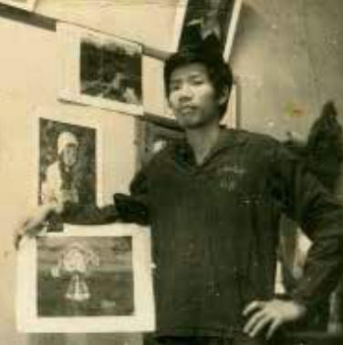 蔡国强:少年的十月