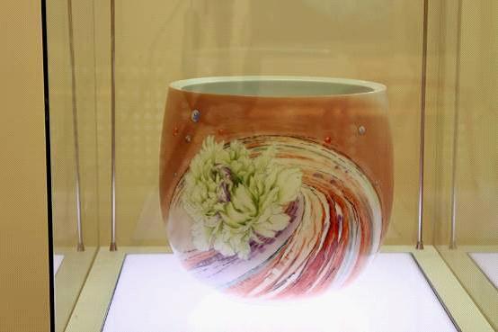 中国梦主题作品首次公开展览